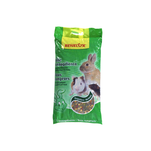 FOOD FOR RODENTS 4,5 KG