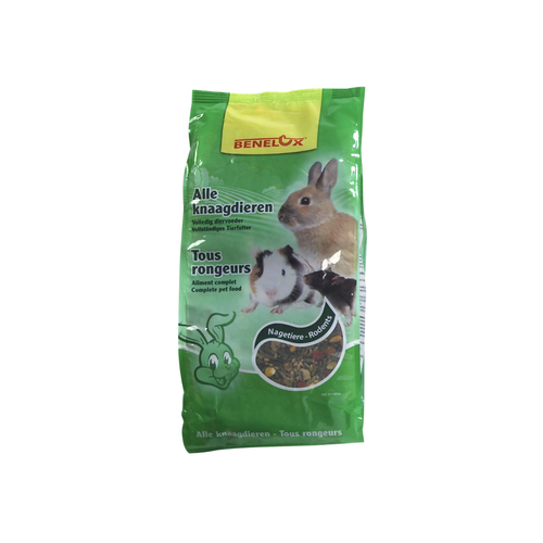 FOOD FOR RODENTS BAG 1500 G